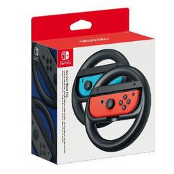 NINTENDO - Nintendo Switch Coppia di Volanti Joy-Con grigi