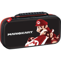 BIG BEN - Custodia di Trasporto Deluxe Ufficiale Mario Kart 8 per Switch
