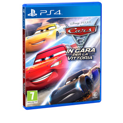 WARNER BROS - PS4 - Cars 3