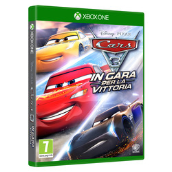 WARNER BROS - Cars 3 (XBOX ONE)