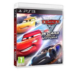 WARNER BROS - PS3 - Cars 3