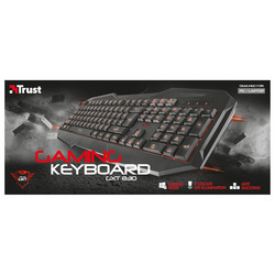 TRUST - Trust GXT 830 Gaming Keyboard IT