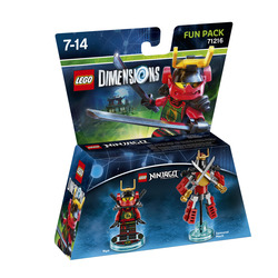 WARNER BROS - Lego Dimensions Fun Pack Ninjago Nya