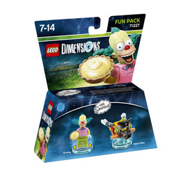 WARNER BROS - Lego Dimensions Fun Pack Simpson Krusty