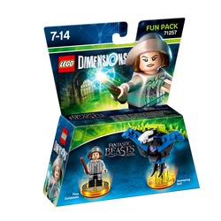 WARNER BROS - Lego Dimensions Fun Pack Animali Fantastici - Tina