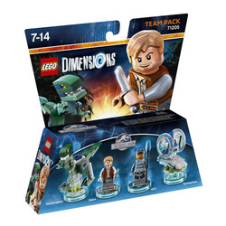 WARNER BROS - Lego Dimensions Team Pack Jurassic World