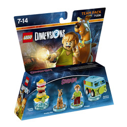 WARNER BROS - Lego Dimensions Team Pack Scooby-Doo!