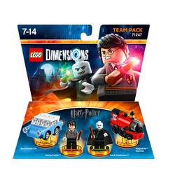 WARNER BROS - Lego Dimensions Team Pack Harry Potter