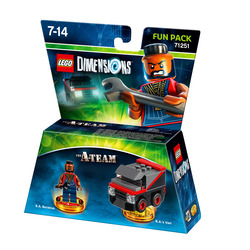 WARNER BROS - Lego Dimensions Fun Pack The A Team