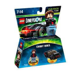 WARNER BROS - Lego Dimensions Fun Pack Knight Rider