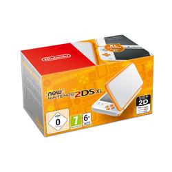 NINTENDO - New Nintendo 2DS XL Bianco e Arancio