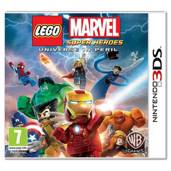 WARNER BROS - Lego Marvel Superheroes (3DS)