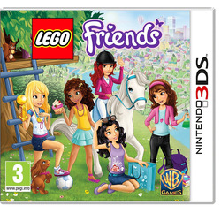 WARNER BROS - Lego Friends (3DS)