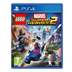WARNER BROS - PS4 - Lego Marvel Superheroes