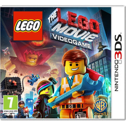 WARNER BROS - Lego Movie Videogame (3DS)