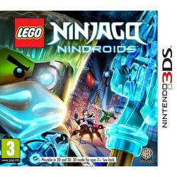 WARNER BROS - Lego Ninjago: Nindroids (3DS)
