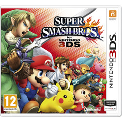 NINTENDO - Super Smash Bros for 3DS