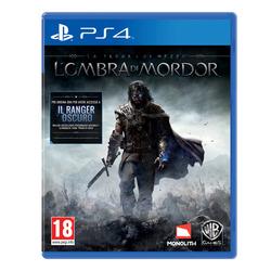 WARNER BROS - PS4 - La Terra Di Mezzo: L'Ombra di Mordor
