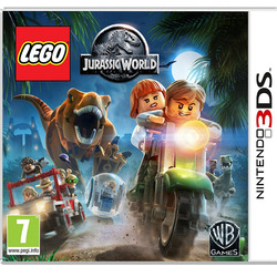 WARNER BROS - Lego Jurassic World (3DS)