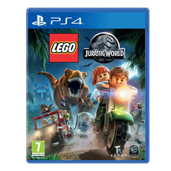WARNER BROS - PS4 - Lego Jurassic World