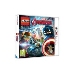WARNER BROS - Lego Marvel Avengers (3DS)