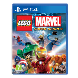 WARNER BROS - PS4 - Lego Marvel Avengers
