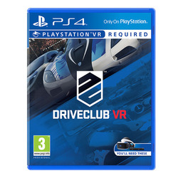 Sony - PS4 VR - DriveClub