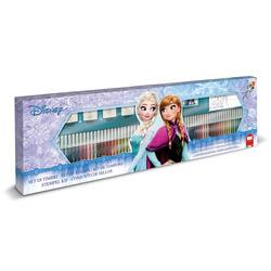 MULTIPRINT - Disney Frozen Meter Coloring Frozen, Multicolore, Punta sottile, Multicolore, Tubo, Fine, 60 pezzo(i)