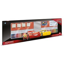 DISNEY - Disney Cars Meter Coloring Cars 3, Multicolore, Punta sottile, Multicolore, Tubo, Fine, 60 pezzo(i)