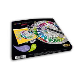 20 Pennarelli Conte' + Libro Da Colorare