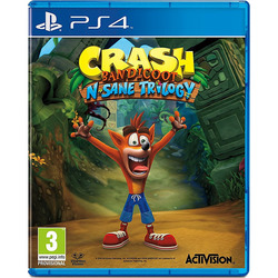 ACTIVISION BLIZZARD - PS4 - Crash Bandicoot