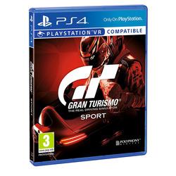 SONY - PS4 - Gran Turismo Sport