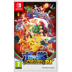 NINTENDO - Pokkén Tournament DX