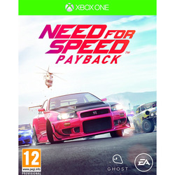 X-Box - XBOXONE NEED FOR SPEED PAYBACK