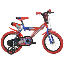 "DINO BIKES - BICI 14"" SPIDERMAN"