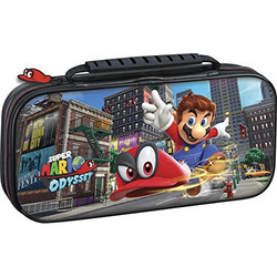 "BIG BEN - Deluxe Travel Case Official ""MARIO ODISSEY"" per Switch"
