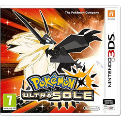 NINTENDO - 3DS POKEMON ULTRA SOLE