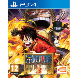 BANDAI NAMCO - PS4 One Piece Pirate Warrior 3