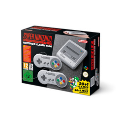 NINTENDO - Nintendo Classic Mini: Super Nintendo Entertainment System