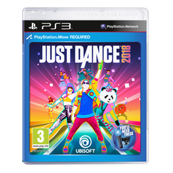 UBISOFT - PS3 Just Dance 2018