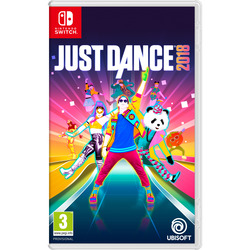 UBISOFT - Switch Just Dance 2018