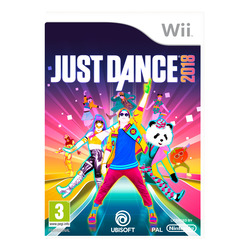 UBISOFT - Wii Just Dance 2018