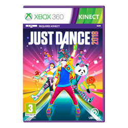 UBISOFT - XBOX360 Just Dance 2018
