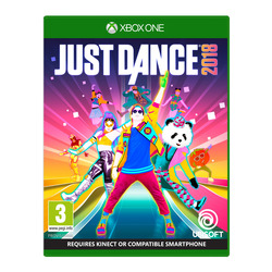 UBISOFT - XBOXONE Just Dance 2018