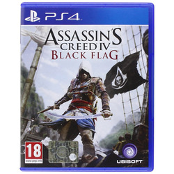 UBISOFT - PS4 - Assassins Creed 4 Black Flag