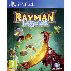 UBISOFT - PS4 - Rayman Legends