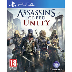 UBISOFT - PS4 Assassins Creed Unit Sp