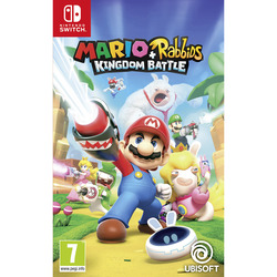 UBISOFT - SW Mario + Rabbids King Battle