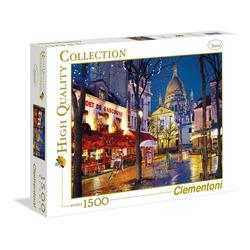 CLEMENTONI - Puzzles 1500 Pezzi