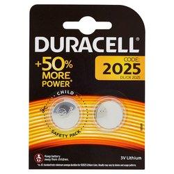 DURACELL - Duracell 2025 3V Lithium 2 pezzi